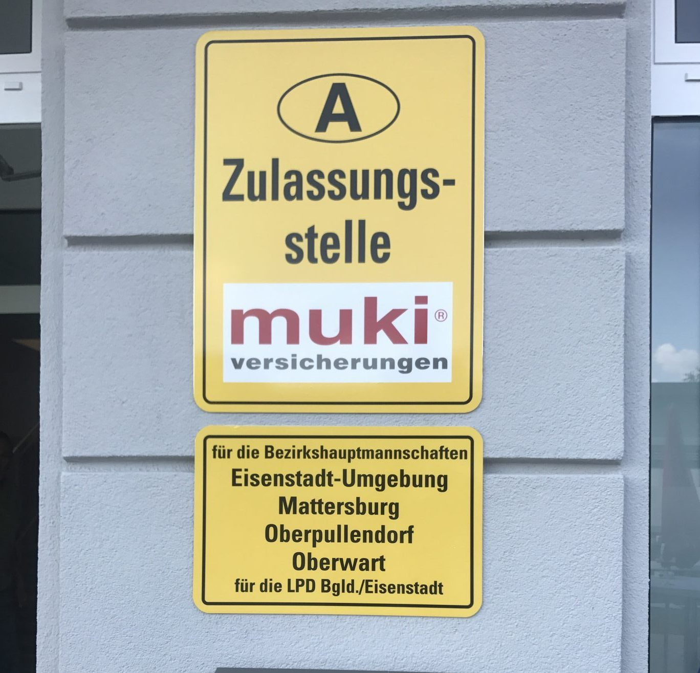 Buroeroffnung Versfinanz In Oberpullendorf Versfinanz
